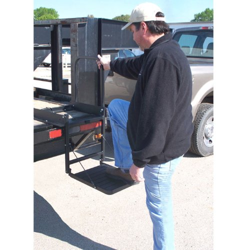 Truck-N-Buddy-Tailgate-Step-Black-0-1