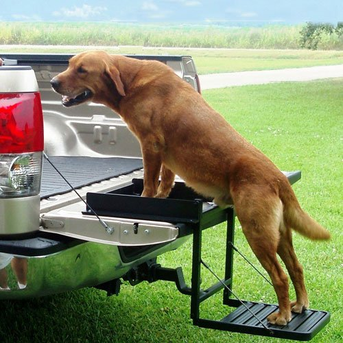 Truck-N-Buddy-Tailgate-Step-Black-0