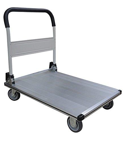Tyke-Supply-Large-Aluminum-Flat-Bed-Platform-Truck-Dolly-0