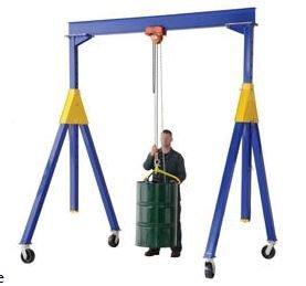 Vestil-AHSN-2-15-7-Knock-Down-Adjustable-Steel-Gantry-Crane-2000-lb-Capacity-15-x-7-Blue-0