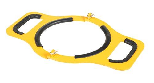 Vestil-CYL-M-9-Steel-Manual-Cylinder-Lift-9-Diameter-200-lb-Capacity-15-Height-Yellow-0-0