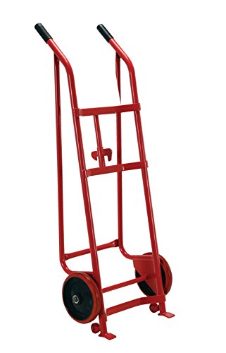 Vestil-DBT-RED-Steel-Drum-Truck-with-Dual-Handle-Polyurethane-Wheels-800-lb-Load-Capacity-60-14-Length-X-24-14-Width-0