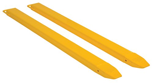 Vestil-FE-4-72-Steel-Fork-Extensions-Accommodates-4-Fork-Width-72-Length-2-Thickness-0-1