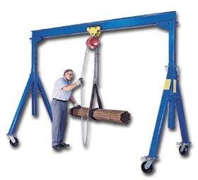 Vestil-Mfg-Co-Fixed-Height-Steel-Gantry-Cranes-Hfss-4-15-Cap-Lbs-4000-Beam-Length-15-Height-8-Under-I-Beam-Height-10-Base-Width-64-12-Wt-Lbs-903-Fss-4-15-0