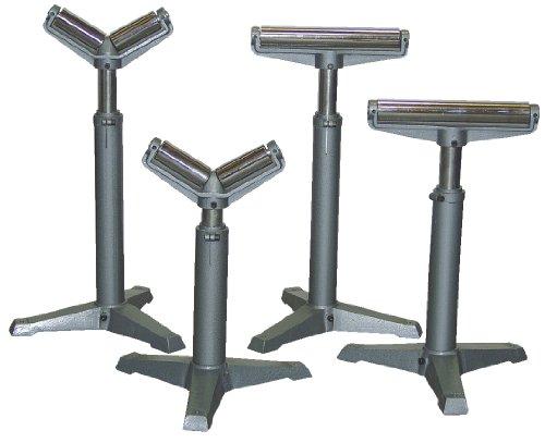 Vestil-STAND-V-HP-5-V-Deluxe-Roller-Stand-27-42-Height-1760-lbs-Capacity-0-0