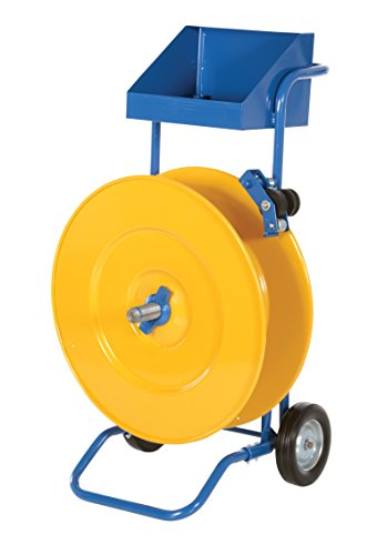 Vestil-STRAP-PS-HD-Steel-Strapping-Cart-with-Powder-Coat-Finish-24-78-Width-43-Height-20-12-Depth-0