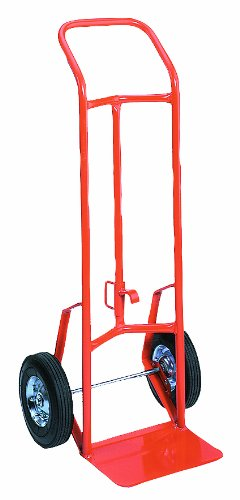Wesco-210349-156DH-Drum-and-Hand-Truck-Moldon-Rubber-Wheels-800-lb-Load-Capacity-48-Height-175-Length-x-205-Width-0