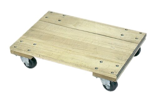 Wesco-Industrial-Products-272066-Wood-Solid-Platform-Dolly-with-4-Casters-1200-lb-Capacity-36-Length-x-24-Width-0