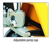 Xilin-BF-II-Premium-Hand-Pallet-Truck-5500LBS-Capacity-Polyurethane-Wheels-0-0