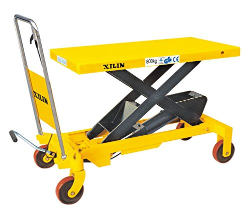 Xilin-SP800-Hydraulic-Scissor-Lift-Table-1760LBS-Capacity-40-MaxLift-Height-0