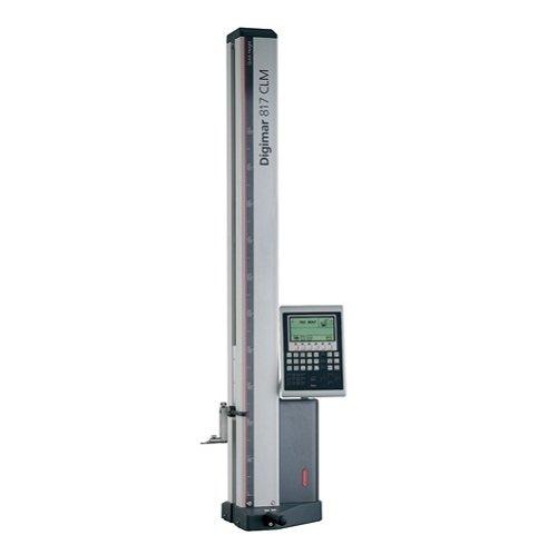 Mahr Federal 817 CLM 2D Digital Gauge and Statistical Evaluator, 40″ Measuring Range, 0.00001″ Resolution, Motorized Carriage