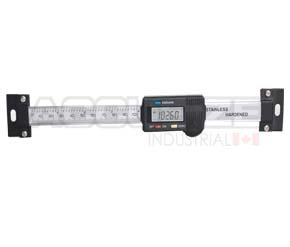 "AccusizeTools – 24"" x 0.0005"" Electronic Digital Scale Horizontal for DRO Readout, #ABHO-0024"