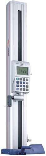 Mitutoyo 518-223 High Precision Absolute Digital Height Gauge, 0-600mm Range, 0.005mm Resolution, +/-0.00011+.0002xL/ 40″ Accuracy, 27kg Mass