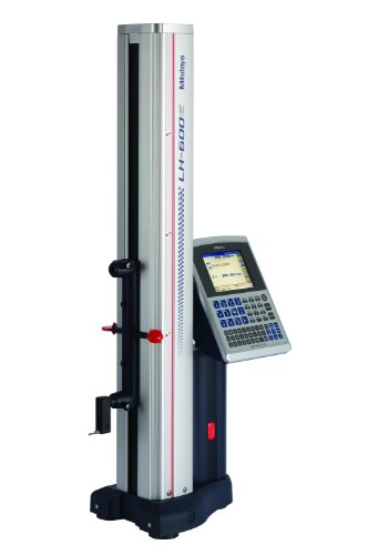 Mitutoyo 518-352A-21 Linear Height Gage with Power Grip, 38″ Range