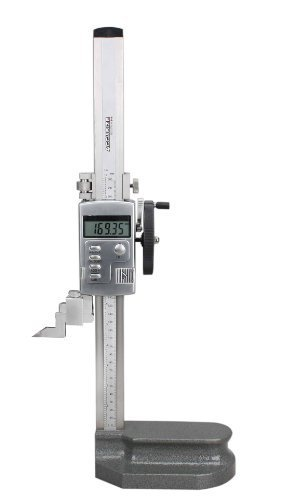 "Accusize – 0-24"" x 0.0005"" Electronic Digital Height Gage With Hand Wheel, #0103-0606"