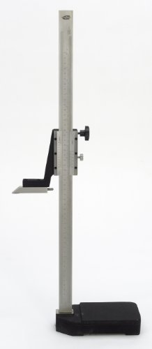 Standard Gage 07734002 Vernier Scribing Height Gauge, 0-20″ Measuring Range
