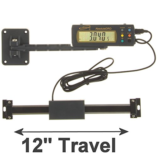 iGaging-12-Absolute-Digital-Readout-DRO-Stainless-Steel-Super-High-Accuracy-wRemote-Reading-0