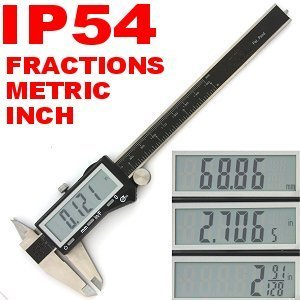 iGaging-Digital-Electronic-Micrometer-0-1000005-and-Caliper-0-600005-Set-Machinist-Inspection-Tool-Kit-0-1