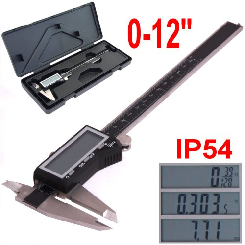 iGaging-EZ-CAL-IP54-0-12-Super-Large-LCD-Display-Digital-Caliper-0
