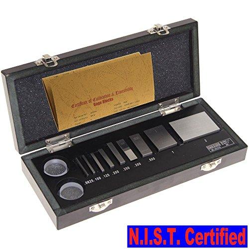 iGaging-Micrometer-Calibration-Set-Gage-Block-Optical-NIST-NIST-Traceble-Certified-AS0-0