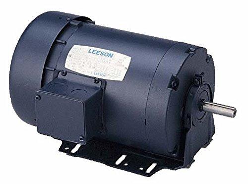 1-hp-1725-RPM-56-Frame-208-230460V-TEFC-Resilient-Mount-Leeson-Motor-111918-0