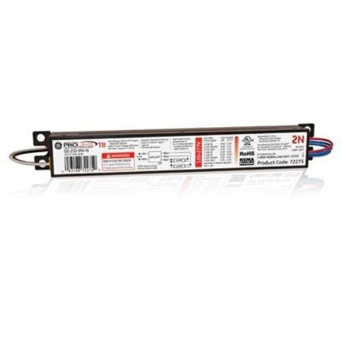 10-Pack-GE-Lighting-72275-GE232-MV-N-120277-Volt-Multi-Volt-ProLine-Electronic-Fluorescent-T8-Instant-Start-Ballast-2-or-1-F32T8-Lamps-0