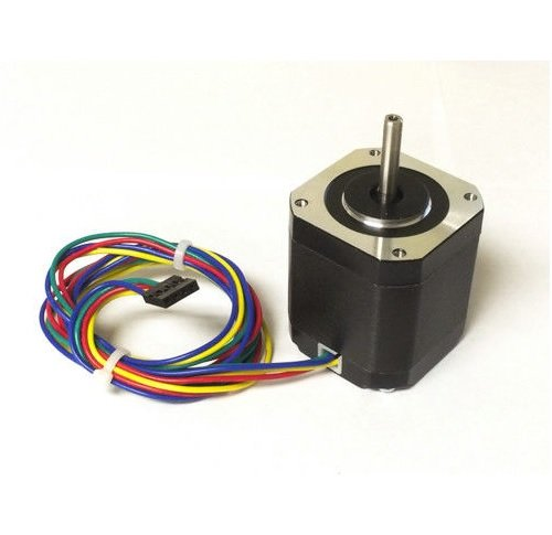 10-pcs-NEMA17-Stepper-Motor-for-3D-Printer-KL17H248-15-4A-76-oz-in-0