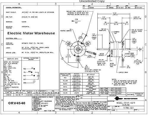 1  5 hp 115 volt 1650 rpm 3 speed duotherm  f42c40a61