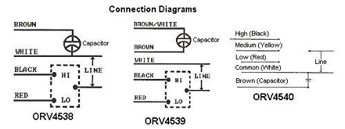 1  4hp 115 Volt 1625rpm 2 Speed Coleman  6757b311  Rv Air