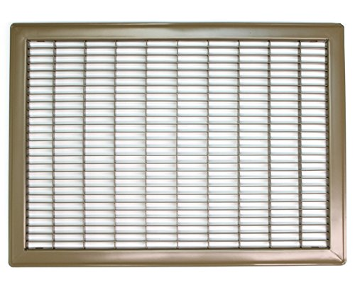 16-x-30-Heavy-Duty-Floor-Grille-Fixed-Blades-Brown-0