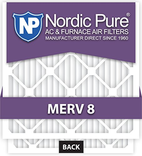 20x25x5-Honeywell-Replacement-MERV-8-Furnace-Air-Filter-Qty-4-0