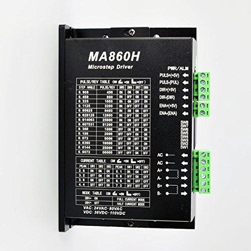 3-Axis-CNC-Kit-13Nm-Nema-34-Stepper-Motor-MA860H-Driver-CNC-Plasma-Laser-Lathe-0-0