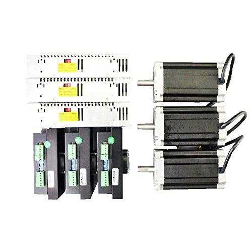 3-Axis-CNC-Kit-13Nm-Nema-34-Stepper-Motor-MA860H-Driver-CNC-Plasma-Laser-Lathe-0