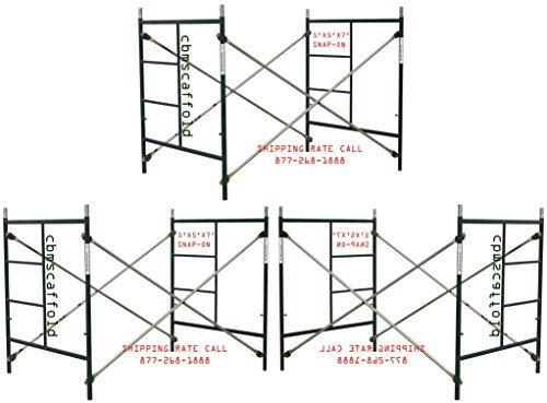 3-Sets-of-Scaffolding-masonry-Box-frames-5-x-5-x-7-Scaffold-CBM1290-0