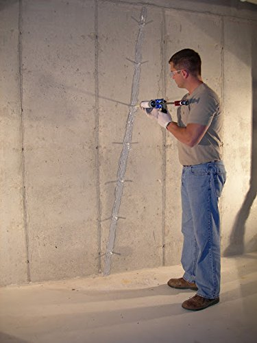 30 Contractor Foundation Crack Repair Kit Epoxy Injection