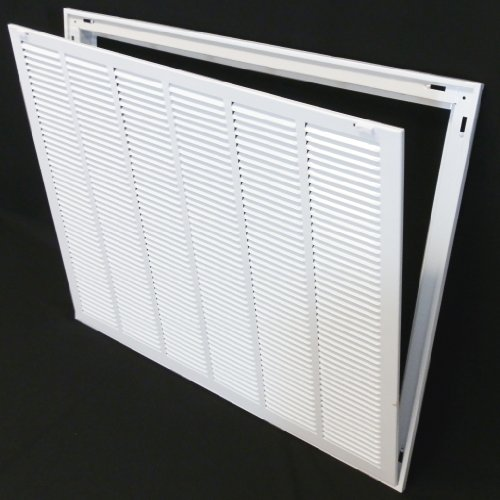 30 X 24 Return Filter Grille Easy Air Flow Flat