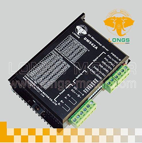 4-axis-Nema-23-stepper-motor-425-ozin-Driver-DM542A-peak-42A-CNC-kit-0-0