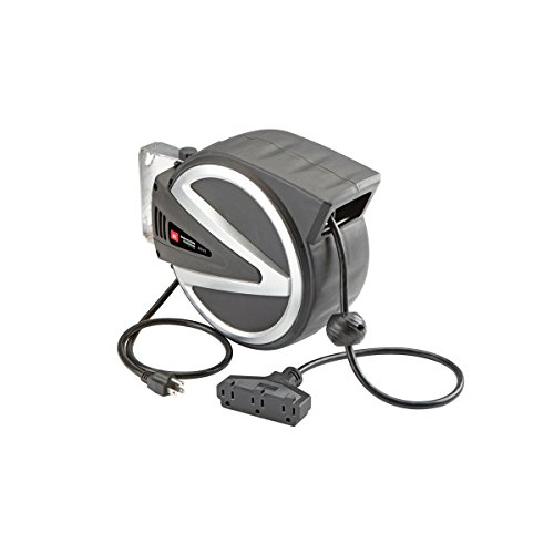 40-Ft-Retractable-Cord-Reel-with-Triple-Tap-Wall-Mountable-Spring-loaded-automatic-rewind-0