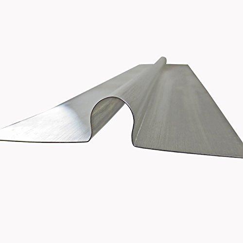 50 4ft Aluminum Omega Radiant Heat Transfer Plates 1 2