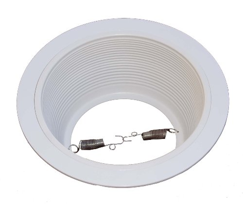 6-Inch-White-Baffle-Recessed-Can-Light-Trim-Replaces-HALO-310-W-JUNO-24W-WH-48-PACK-0-1