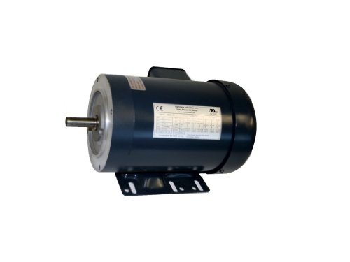 AC-MOTOR-2HP-1725RPM-3PH60HZ-208-230460VAC-56CTEFC-WITH-FOOT-SF-115-INSUL-F-INVERTER-DUTY-0