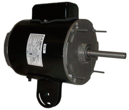 AO-Smith-486A-14-HP-1100-RPM-2-Speed-115-Volts-48Y-Frame-TEAO-Enclosure-Ball-Bearing-CCWLE-Rotation-Yoke-Mount-Pedestal-Fan-Motor-0