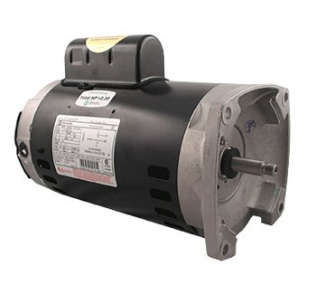 AO-Smith-B2852-34-HP-3450-RPM-1-Speed-230115-Volts-54108-Amps-125-Service-Factor-56Y-Frame-PSC-ODP-Enclosure-Square-Flange-Pool-Motor-0