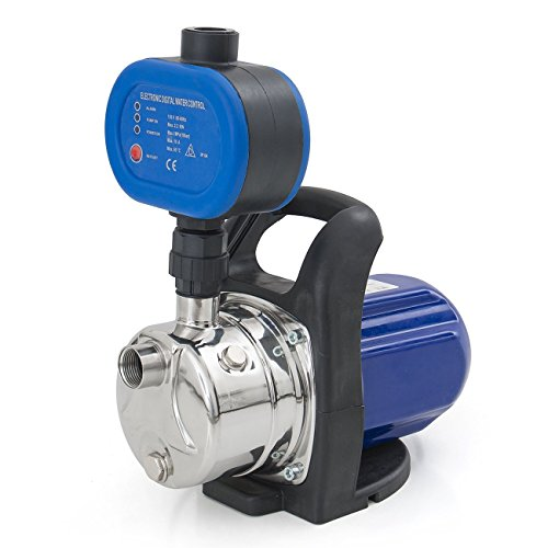 ARKSEN-1200W-Shallow-Well-Booster-Jet-Water-Pump-Auto-Pressure-Controller-Home-Garden-0