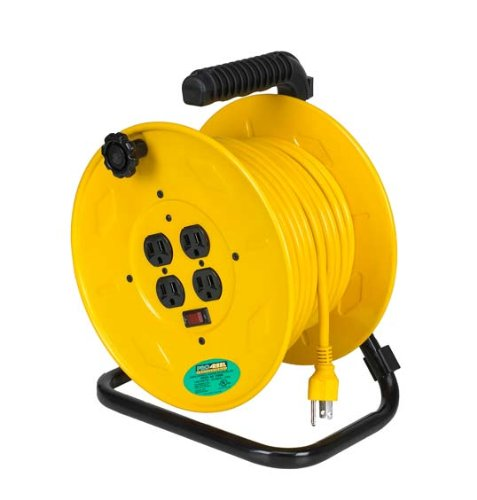 Alert-Stamping-7080M-80-Feet-Manual-Cord-Reel-0