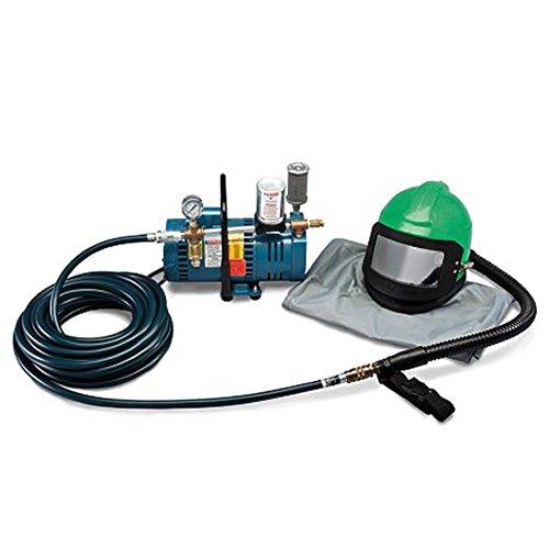 Allegro-Industries-928501-1-Worker-Low-Pressure-Nova-2000-Helmet-System-50-Hose-Standard-0
