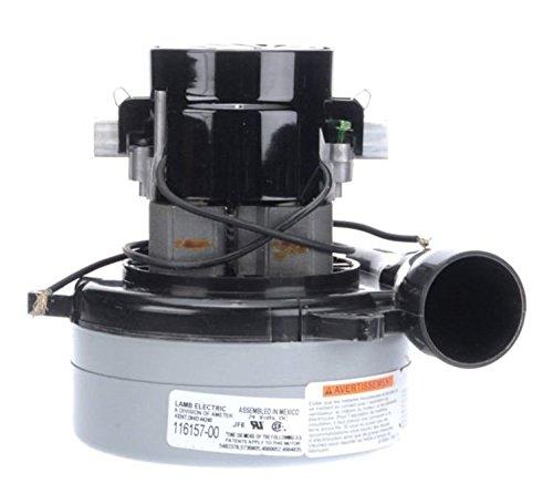 Ametek Lamb Vacuum Blower Motor 24vdc 116157 00 Advance