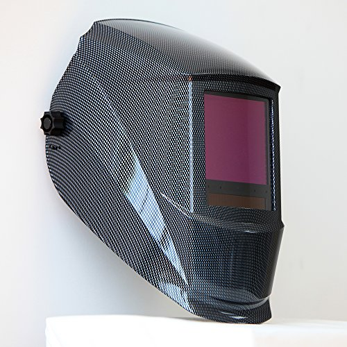 Antra-AH7-860-001X-Solar-Power-Auto-Darkening-Welding-Helmet-AntFi-X60-8-Jumbo-Viewing-Size-378X35-Variable-Shade-45-99-13-with-Grinding-Feature-Extra-lens-cover-Good-for-Arc-Tig-Mig-Plasma-CSA-ANSI-C-0-0