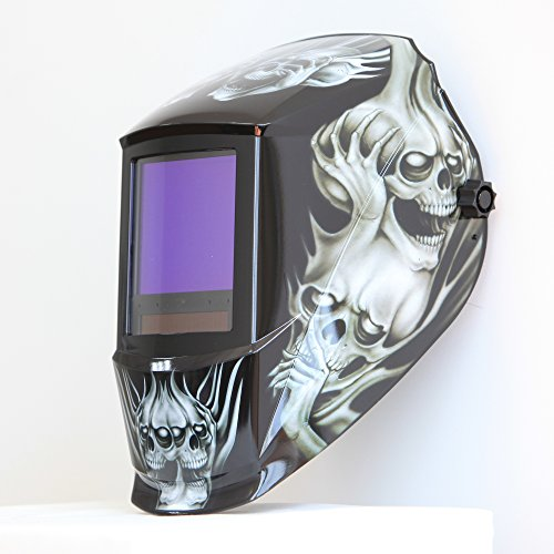 Antra-AH7-860-6218-Solar-Power-Auto-Darkening-Welding-Helmet-AntFi-X60-8-Jumbo-Viewing-Size-378X35-Variable-Shade-45-99-13-with-Grinding-Feature-Extra-lens-cover-Good-for-Arc-Tig-Mig-Plasma-CSA-ANSI-C-0