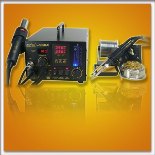 Aoyue-968A-SMD-Digital-Hot-Air-Rework-Station-0-0